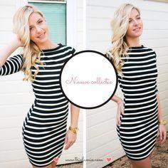 """Nieuwe collectie staat online . Shop de """"Get In Line Dress"""" op www.trixlamix.com.   New collection is online! Shop the """"Get In Line Dress"""" at www.trixlamix.com"""