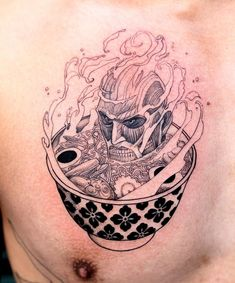 #anime #animetattoos #tattoo  #tattoos #tattooideas #tattoodesigns #blacktattoos #attackontitan #shingekinnokyojin