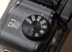 ISO Canon