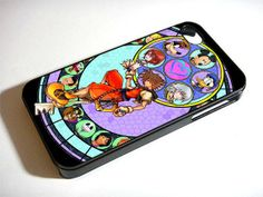 Case iphone 4 and 5 for kingdom hearts disney