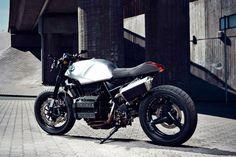 Racing Cafè: BMW Schmetterling K75s by Renard Speed Shop