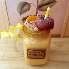 Highly Scented Candles & Wax Tarts - Milkshake Candles - Choose your favorite! Homemade Candles, Scented Candles, Jar Candles, Funny Candles, Best Candles, Candle Craft, Candle Wax, Candles By Victoria, Wax Tarts