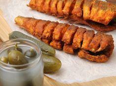 Sült hekk recept Hungarian Cuisine, Hungarian Recipes, Hungarian Food, Fish Recipes, Meat Recipes, Healthy Recipes, Kaja, Fish Dishes, Food Humor