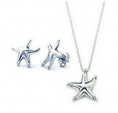 6ec3335fd Tiffany & Co Elsa Peretti Starfish Set #womensfashionminimalistraybans  Minimalist Fashion Women, Butterfly Pendant