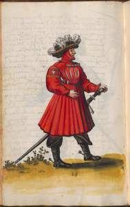 Hofkleiderbuch 17