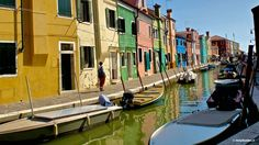 Streets and alleys: Streets and alleys of Venice
