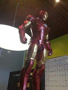 Age of Ultron: RDJ presents Iron Man Suit & Film Schedule!   moviepilot.com