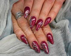 Shiny purple by Teodora77 - Nail Art Gallery nailartgallery.nailsmag.com by Nails Magazine www.nailsmag.com #nailart
