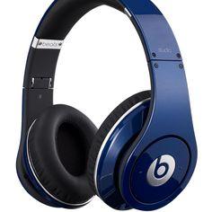 Beats By Dre Studio Over-Ear Headphones (blue) 90000069-01 - $299.99