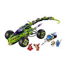 "LEGO Ninjago Fangpyre Truck Ambush (9445) - LEGO - Toys ""R"" Us"