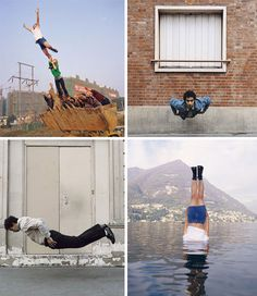 While they stage their work very carefully – to the point of it being as much about performance as freeze-frame photography – Denis Darzacq and Liwei have made an incredible art out of perfectly timed and angled photographs.