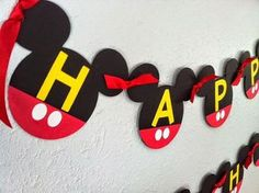 Mickey Mouse Birthday Party IdeasThrowing a birthday party for your loved one can be so much fun but we have to admit that it requires a lot of hard work too most especially if the upcoming birthday celebration is for a KID. For adults, Theme Mickey, Fiesta Mickey Mouse, Mickey Mouse Clubhouse Birthday Party, Mickey Mouse 1st Birthday, Mickey Mouse Parties, Mickey Party, 1st Birthday Parties, Birthday Celebration, 2nd Birthday