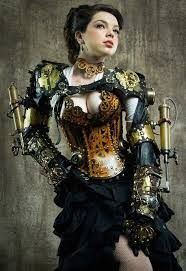 Steampunk its more than an aesthetic style, it's the longing for the past that never was. In Steampunk Girls we display professional pictures, and illustrations of Steampunk, Dieselpunk and other anachronistic 'punks. Some cosplay too! Moda Steampunk, Steampunk Couture, Chat Steampunk, Steampunk Kunst, Style Steampunk, Gothic Steampunk, Steampunk Fashion, Steampunk Images, Victorian Gothic