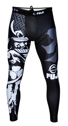 Fuji Musashi Jiu Jitsu Spats For NOGI Grappling & MMA The Musashi Jiu Jitsu spats are awesome! Miyamoto Musashi is a legend in Japanese martial arts history. He was reputably undefeated in more than 2 Estilo Fitness, Mens Tights, Tactical Clothing, Compression Pants, Gym Wear, Jiu Jitsu, Academia, Mens Fitness, Sport Outfits