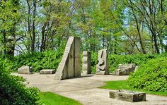 This park features a naturally stable beach with a mature stand of trees along Lake Erie. Ohio Hiking, Hiking Trails, Luanna, Lake Erie, Sculpting, It Cast, Landscape, Park, Sculpture Garden