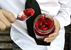 Holiday Jam (Apple Cranberry) - A Tasty Homemade Gift, www.weknowstuff.us.com