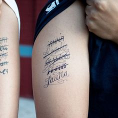 Tatouage temporaire Laura by James Victore - Tattly