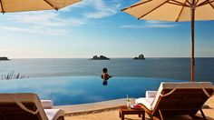 Just a few hours left in the day in Capella Ixtapa, Mexico.  We'll be changing soon for our evening out. #SaksLLTrip