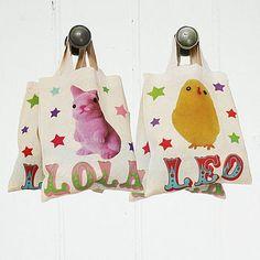 Personalised Easter Hunt Bags!
