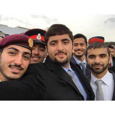 12/11/14 Sandhurst graduation of Zayed bin Maktoum PHOTO:  mohammedbinmaktoum