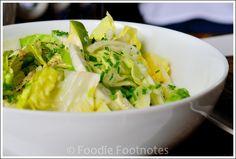 Salad @ La Cote Creperie