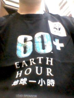 Collect pledge of Earth Hour 2014 on today and Wednesday