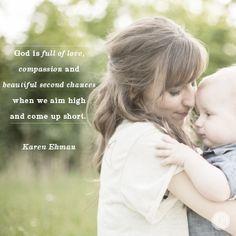 Let God help you face your biggest fears as a Mom. {Psalm 18:29} || Karen Ehman, Proverbs 31 Devotion || #Hoodwinkedbook