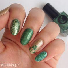 Happy St Patrick's Day featuring Lonesome George by Cirque Colors
