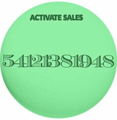 Activate Sales