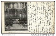 Postcards / church of the advent - Delcampe.net