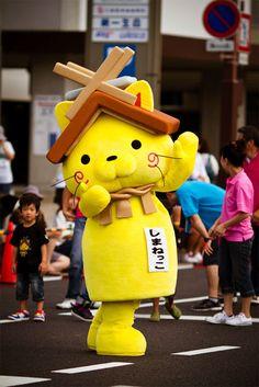 Shimaneko - Shimane prefecture mascot