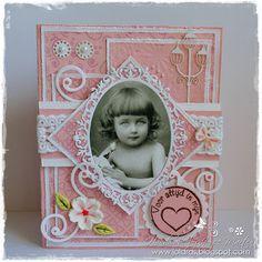 Creaties met Papicolor papier: Voor altijd in mijn Hart