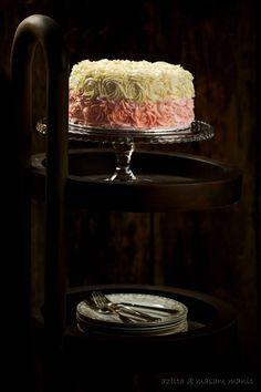 masam manis: ROSSET VELVET CAKE
