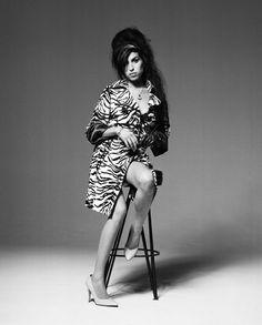 Amy Winehouse (Brooke Nipar) 2007