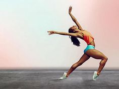 Most inspirational women in sport - misty copeland - american ballet dancer - womens health