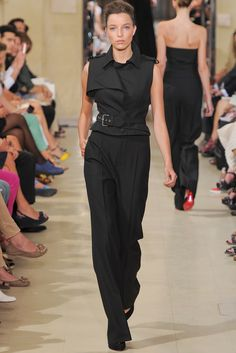 Bouchra Jarrar Fall 2012 Couture - Collection - Gallery - Style.com