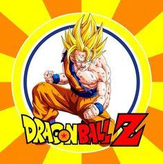 kit imprimible dragon ball z candy bar invitaciones deco Goku Birthday, Ball Birthday, 10th Birthday, Manga Dragon, Dragon Z, Dbz, Watch The Originals, Fan Art, Anime