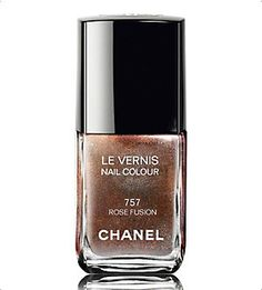 CHANEL <strong>LE VERNIS</strong> Nail Colour (Rose fusion