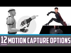12 | Motion Capture Systems In 2019 - YouTube