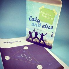 Ewig und eins by Adriana Popescu / Ewig und eins von Adriana Popescu