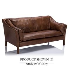 Timothy Oulton Reggio High Back 2 Seater Sofa, Part Of The Timothy Oulton  Furniture Collection