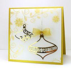 Cutting templates and card ideas www.Birdscards.com