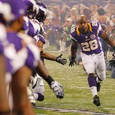 Two more records could fall before the end of Football Sunday: http://nflofficial.org/AdrianPeterson  Do YOU think Adrian Peterson can do it?
