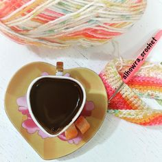 Crochet — #coffeelover #coffeetime #turkishcoffee #coffee...