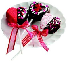 Valentine treats ♥ - these are so cute!