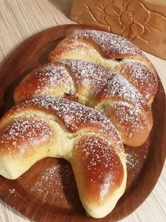 Hungarian Desserts, Hungarian Recipes, Romanian Food, Bread And Pastries, Sweet Cakes, Winter Food, Cakes And More, Baked Goods, Holiday Recipes