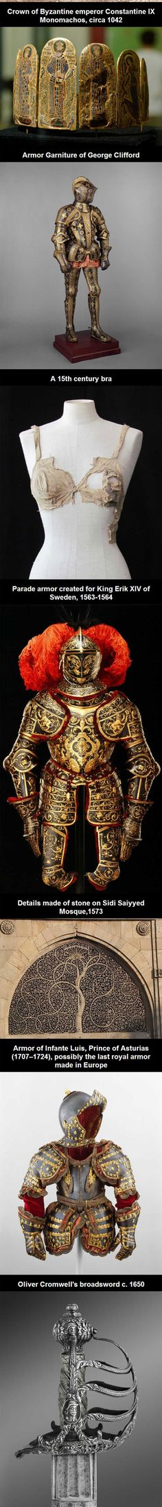 cool-history-objects-important-humanity-armor