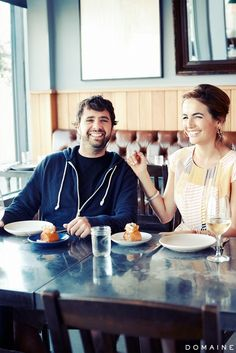 Camilla Belle Hones Her Cooking Skills With One of L.A.'s Top Chefs via @domainehome