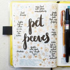 Do you have any pet peeves? IG:@pepperandtwine