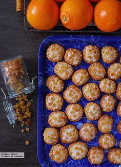 galletitas de avena y naranja, receta, directo al paladar
